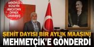 Emekli maaşı Mehmetçike