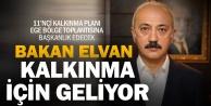 Kalkınma Bakanı Elvan 16 Mart#039;ta Denizli#039;de