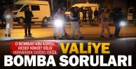 Vali Karahana 'bomba açıklaması çağrısı