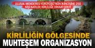 2. Ulusal Menderes Yolu Yürüyüşü tamamlandı