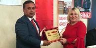 Akcan'a 'yılın belediye başkanı' ödülü
