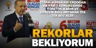 Cumhurbaşkanı Erdoğan: 16 Nisandaki ataleti üzerinden söküp atmış bir Denizli gördüm