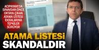 İYİ Partili Öztürkten atama listesi iddiasına tepki: Bu bir skandaldır