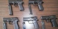 Kaçak silah ticareti Jandarmaya takıldı