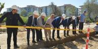 Sarayköy'de ikinci etap doğal gaz çalışmaları başladı