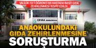 Valilik, Çivril'deki gıda zehirlenmesi sonrası soruşturma başlattı