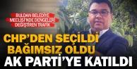 CHP'den seçilen meclis üyesi Ak Partili oldu