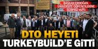 Denizli Ticaret Odası üyeleri ile PAÜ öğrencileri, İstanbulda