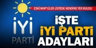 Denizlide İyi Partinin 24 Haziran seçimleri milletvekili adayları