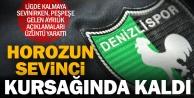 Denizlispor#039;da buruk sevinç