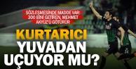 Denizlispor#039;da Mehmet Akyüz tehlikesi