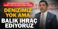 DTO Başkanı Erdoğandan Denizlinin ihracat başarısı yorumu