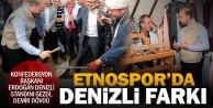 Etnospora Büyükşehir damgası
