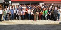 AK Parti Sarayköy'den Cumhurbaşkanı Erdoğan'a destek