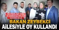 Bakan Zeybekci, oyunu Denizli#039;de kullandı