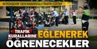 Büyükşehir#039;den randevulu trafik eğitimi