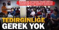 Büyükşehir#039;den sınav kaygısı semineri