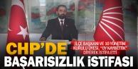 CHP Beyağaç İlçe Başkanlığı'nda 10 istifa