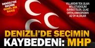 Denizli#039;de MHP#039;ye milletvekili şoku