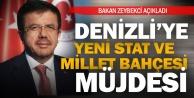 Denizlispor#039;a yeni stat