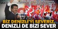 Erdoğanın miting programına Denizli sonradan nasıl eklendi