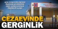 Kocabaş Cezaevinde mahkumlar arasında gerginlik