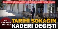 Buldan'ın tarihi Semerci Sokağı'nın kaderi değişecek