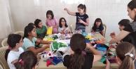 Büyükşehir ile çocuklar hem öğreniyor hem eğleniyor