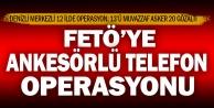 Denizli merkezli 12 ilde FETÖ operasyonu: 20 gözaltı
