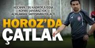 Denizlispor#039;da Özköylü çatlağı