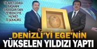 Erdoğan, Zeybekciye hizmetlerinden dolayı teşekkür etti
