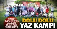 Gençlik Meclisinden dolu dolu yaz kampı