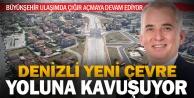 İzmir Bulvarı, Adalet Mahallesi arasına 50 metrelik çevreyolu