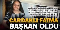 Randers 14 gün Çardaklı Fatma Çetinkayaya emanet