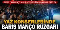 Yaz Konserleri#039;ne Barış Manço şarkıları damga vurdu