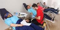 Büyükşehir DESKİden 6. geleneksel kan bağışı