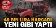 Dede yadigarı Murat 124#039;le nostalji