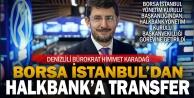 Denizlili bürokrat Karadağ, Halkbank Yönetim Kurulu Başkanvekili oldu