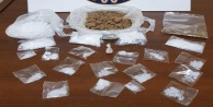 Narkotik operasyonlarda 14 tutuklama