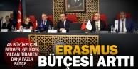 AB Büyükelçisi Berger: Erasmus#039;un bütçesini artırdık