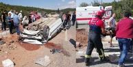 Aynı aileden 3'ü çocuk 5 kişi yaralandı