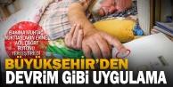 Büyükşehir#039;den tek tuşla acil sağlık yardımı