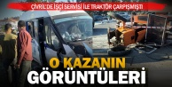 Çivril'de 3 kişinin yaralandığı kaza, göz göre göre yaşanmış