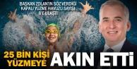 Denizli, Büyükşehir ile 8 kapalı yüzme havuzuna kavuştu