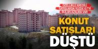 Denizlide konut satışları yüzde 13 ila 67 arasında düştü
