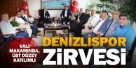 Denizlispor#039;da kritik zirve