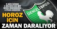 Denizlispor#039;un lisans telaşı