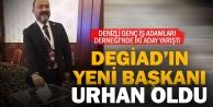İki adaylı kongreyi Hakan Urhan kazandı
