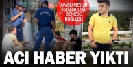 İstanbuldan Tavasa acı haber