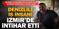 İzmirden Denizliye acı haber